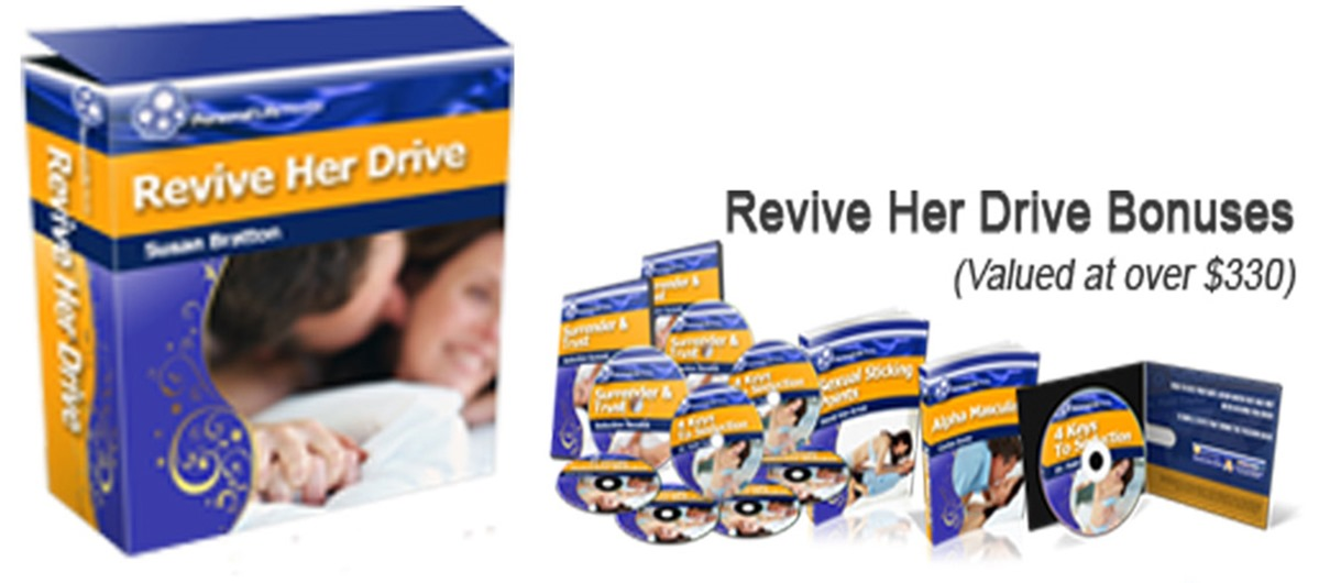 The Revive Her Drive - Relationship Magic by Tim and Susan Bratton