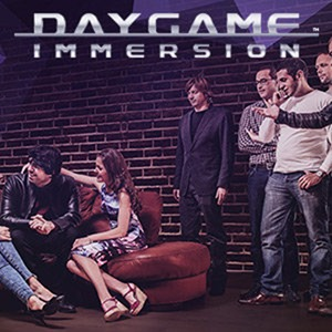 Daygame-Immersion