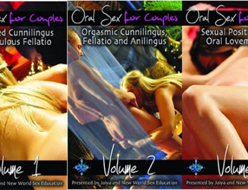 Oral sex training guide