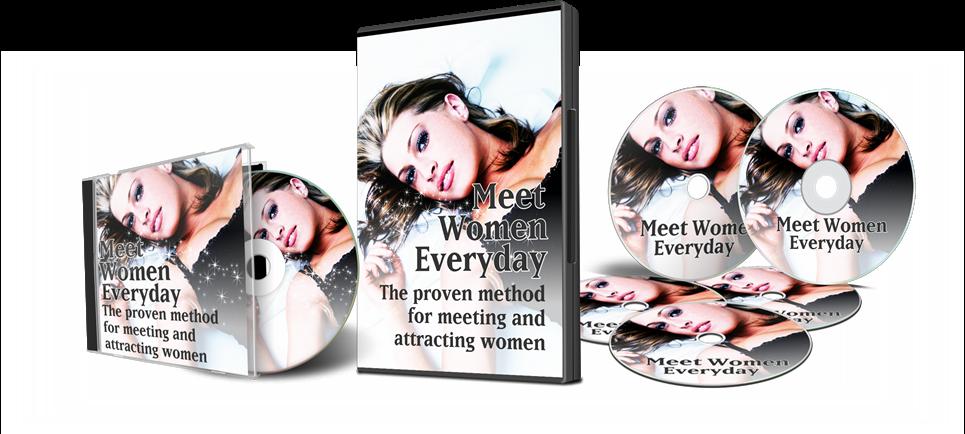 meet women everyday