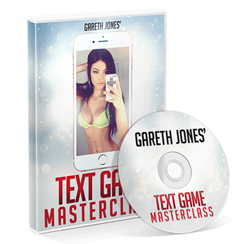 Gareth Jones – Text To Sex