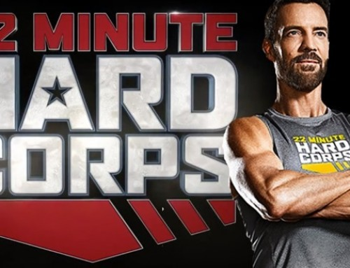 Tony Horton – 22 Minute Hard Corps