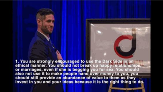 dark side mind tricks
