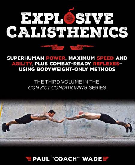explosive calisthenics