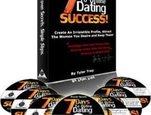 Tyler Tray – 7 Days To Online Dating Success