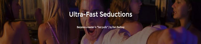BadBoy - Ultra Fast Seduction