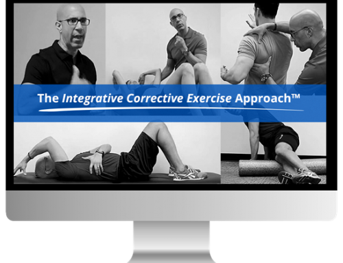Evan Osar – Integrative Corrective Exercise Approach