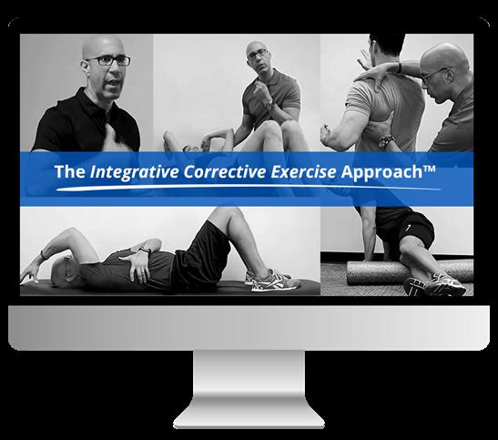 Integrative Corrective Exercise Approach