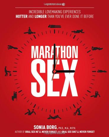 sonia borg marathon sex