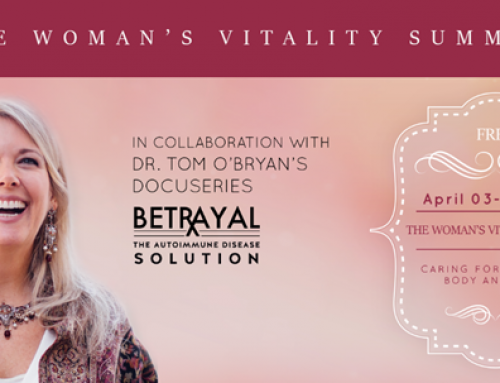 Dr Tom O'Bryan – The Woman's Vitality Summit (April 3-9, 2017)