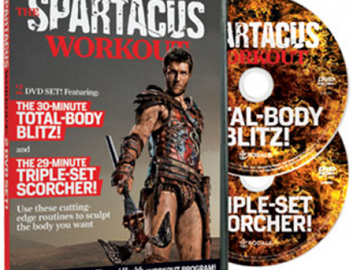 Men's Health – The Spartacus Workout