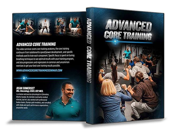 Dean Somerset - Advanced Core Training