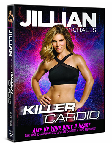 Jillian Michaels - Killer Cardio (2017)