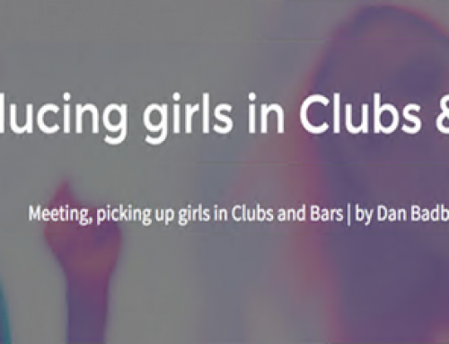 BadBoy – Seducing Girls in Clubs and Bars