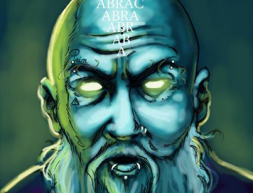 Arash Dibazar – Abracadabra