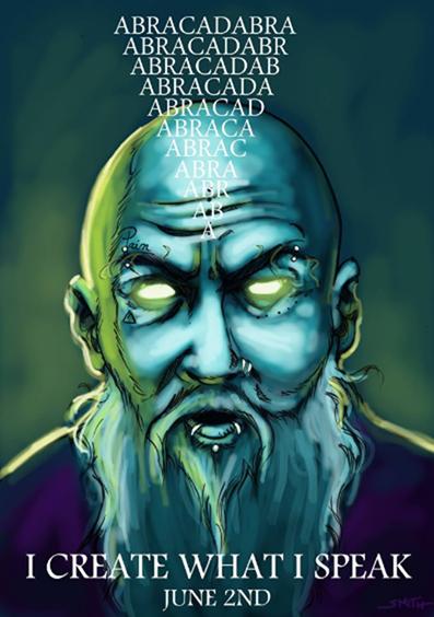 Arash Dibazar - Abracadabra
