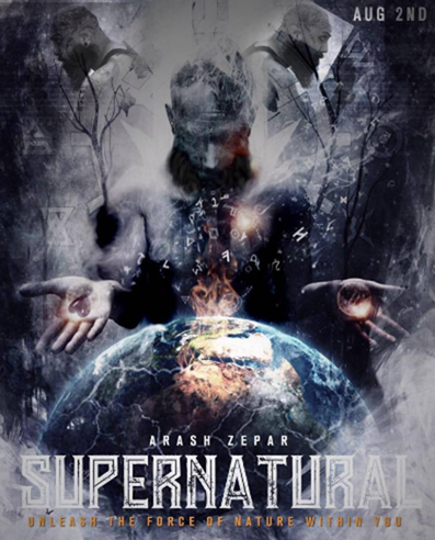 Arash Dibazar - Supernatural