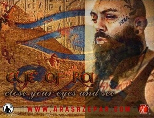 Arash Dibazar – The Eye of Ra