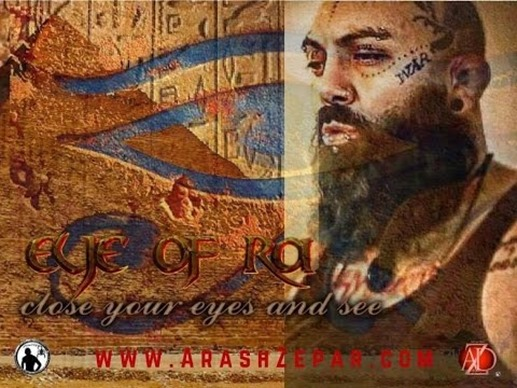Arash Dibazar - The Eye of Ra