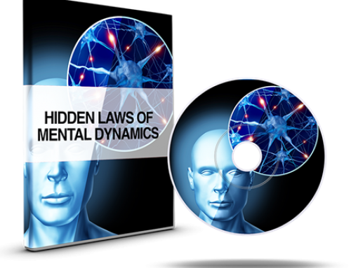 David Snyder – Hidden Laws Of Mental Dynamics
