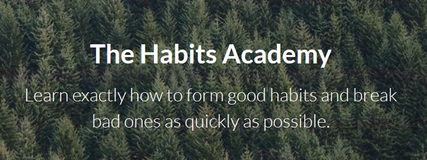 Habits Master Class