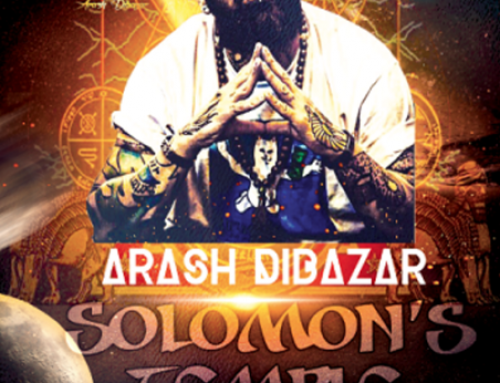 Arash Dibazar – Solomon's Temple