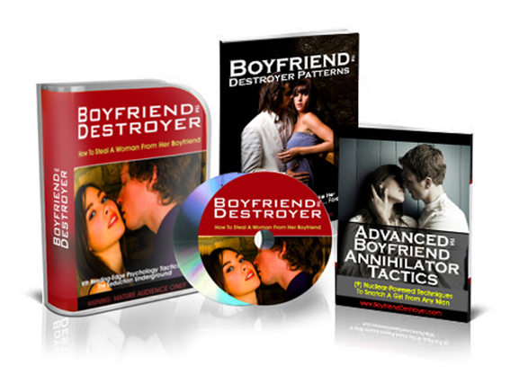 Derek Rake - Boyfriend Destroyer System