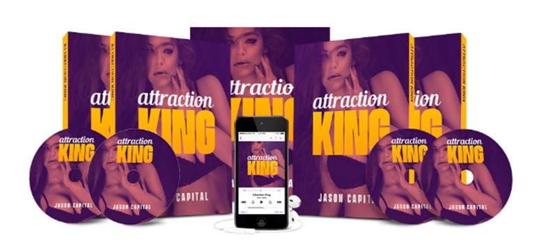 Jason Capital - Attraction King