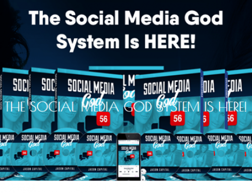 Jason Capital – The Social Media God System + Social Media Magnet