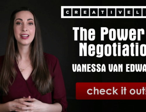 Vanessa Van Edwards – The Power of Negonation