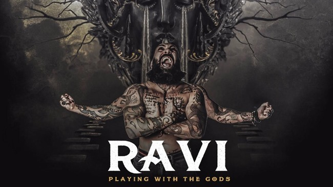 Arash Dibazar - Ravi - Playing with the gods