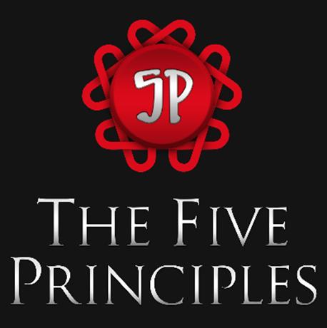 James Marshall - 5 principles of natural seduction 2.0