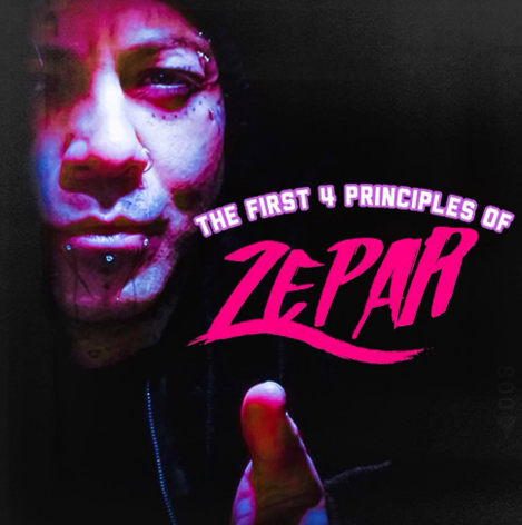 Arash Dibazar - Enigma - The Principles of Zepar