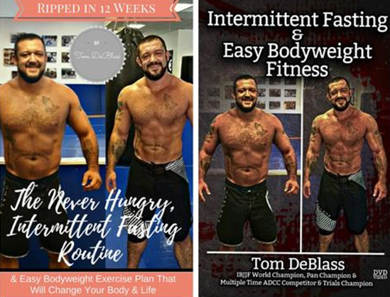 Tom DeBlass - Ripped In 12 Weeks Intermittent Fasting and Easy Bodyweight Fitness