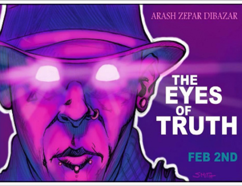 Arash Dibazar – The Eyes Of Truth