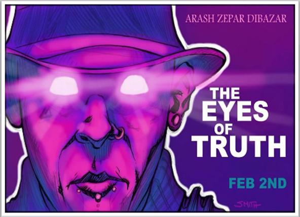 Arash Dibazar - The Eyes Of Truth