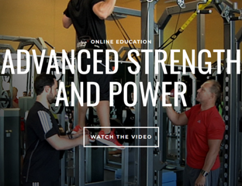 Dan Baker – Advanced Strength and Power