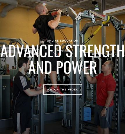 Dan Baker - Advanced Strength and Power
