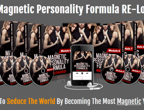 Patrick James – The Magnetic Personality Formula Re-Loaded