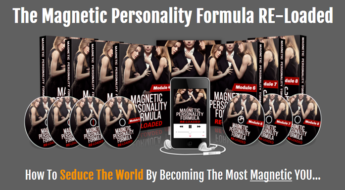 Patrick James - The Magnetic Personality Formula Re-Loaded