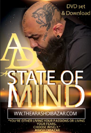 Arash Dibazar - State of Mind