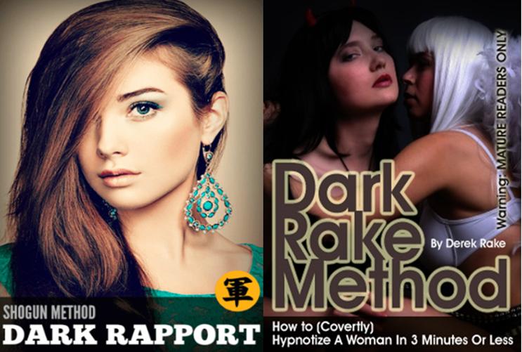 Derek Rake - Dark Rapport & Dark Rake Method