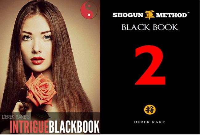 Derek Rake - Intrigue Black Book & Black Book 2