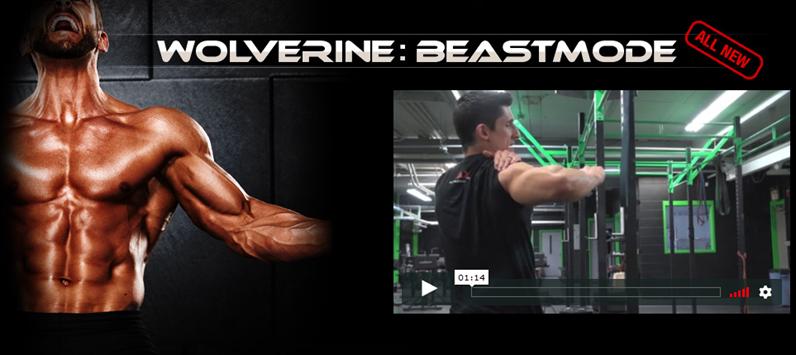 AthleanX - Wolverine BeastMode