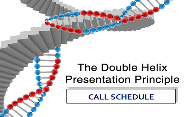 Kenrick Cleveland - The Double Helix Presentation Principle