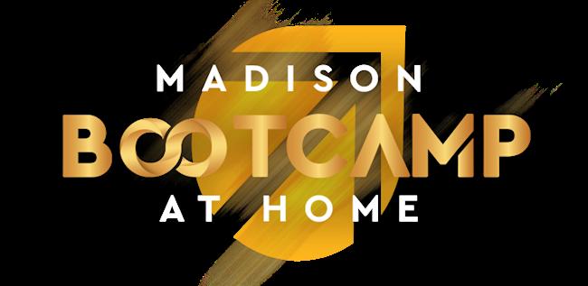 RSD Madison's Bootcamp @ Home