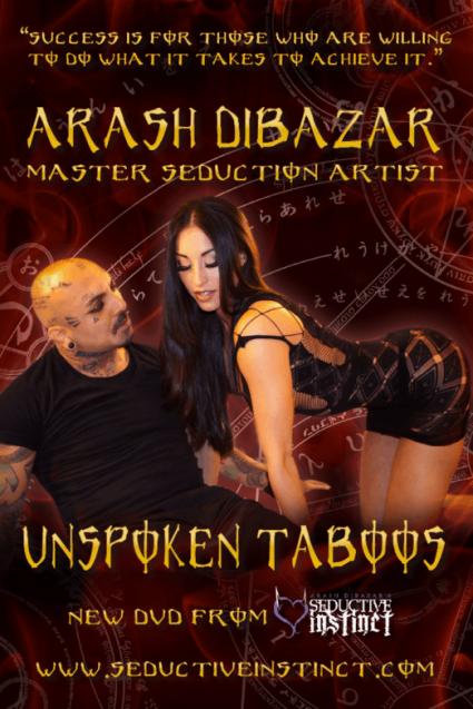 Arash Dibazar - Unspoken Taboos