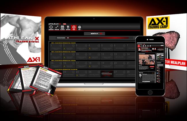 AthleanX - AX 1