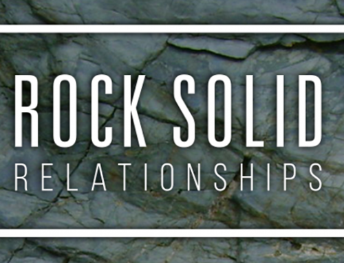 David Tian – Rock Solid Relationships