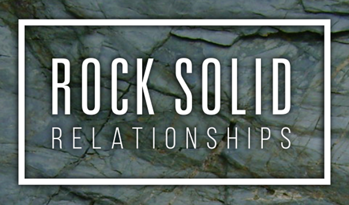 David Tian - Rock Solid Relationships